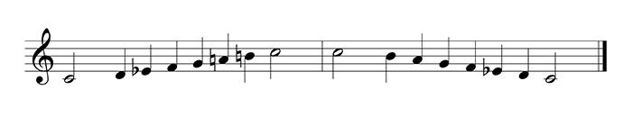 melodic minor
