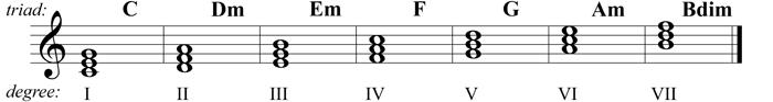 example 30 - basic degrees in major